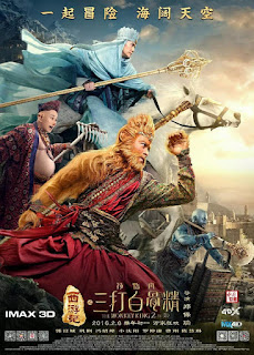 Watch The Monkey King the Legend Begins (2016) movie free online