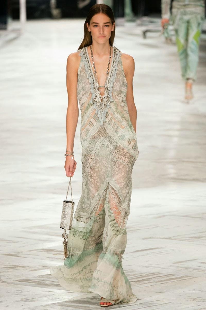 Passion For Luxury Roberto Cavalli Spring Summer 2014