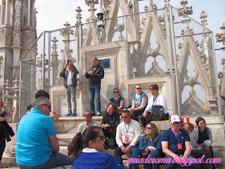 Alto Duomo Milao - Guia de turismo em Milão