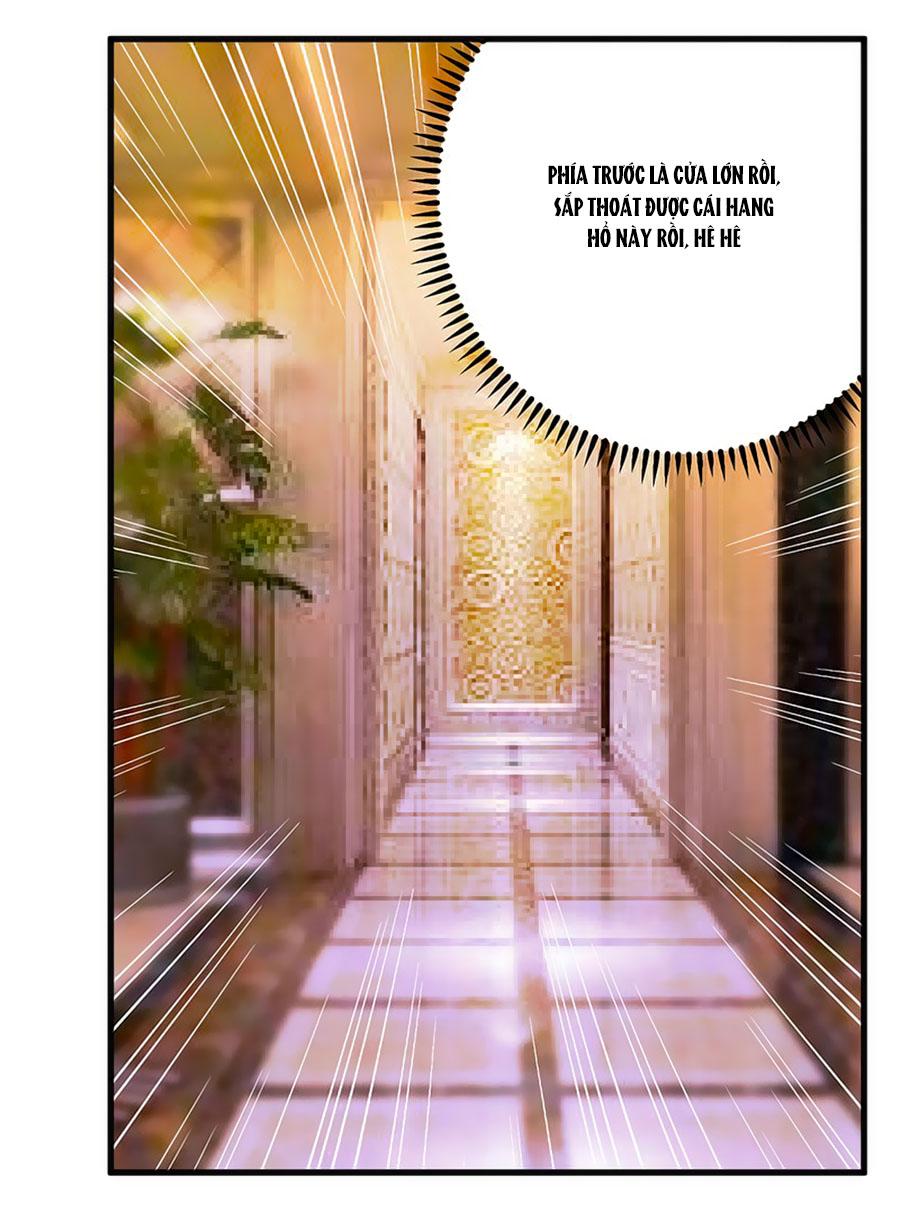Tổng Tài Đích Thiên Giới Manh Thê Chap 47 - Trang 18