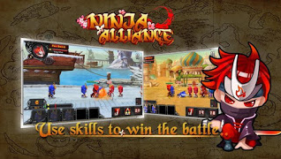 Ninja Alliance Mod Apk v1.2 Unlimited Money Update