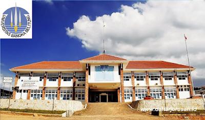 Daftar Fakultas dan Program Studi UBB Universitas Bangka Belitung