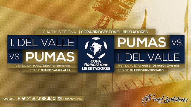independiente del valle vs Pumas online