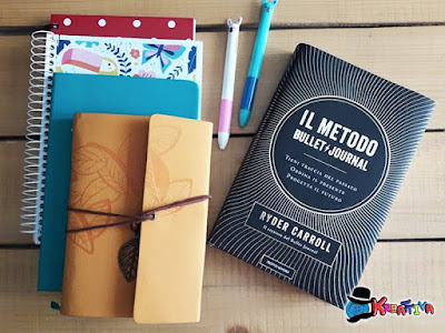 Il metodo bullet journal di Ryder Carroll
