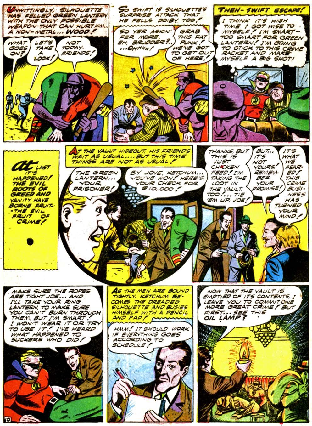 Read online All-American Comics (1939) comic -  Issue #52 - 12