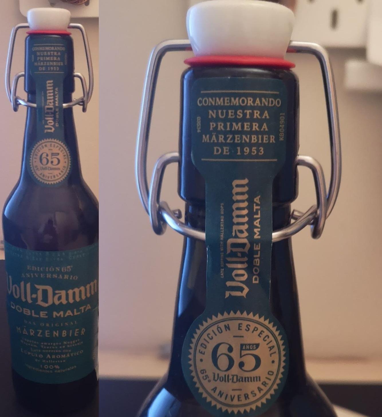 Historias Cerveceras Voll Damm Doble Aniversario O Nada