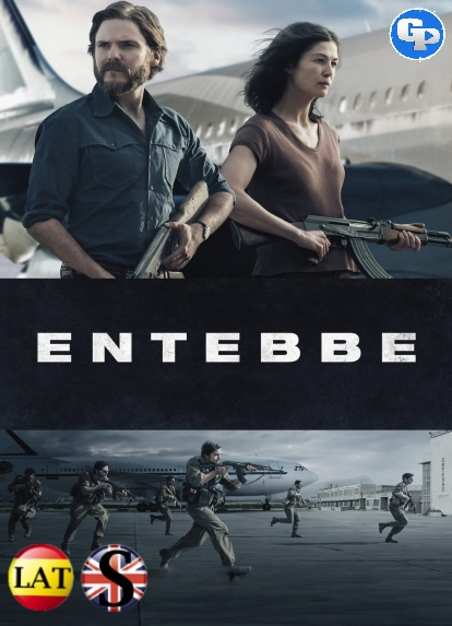 Rescate En Entebbe (2018) HD 1080P LATINO/INGLES