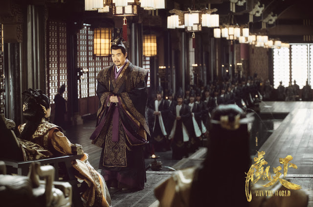 Win the World historical c-drama