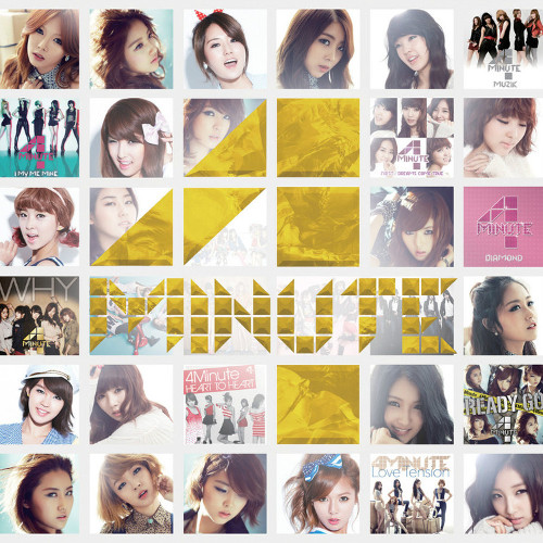 4minute - Best of 4Minute [FLAC   MP3 320 / CD]