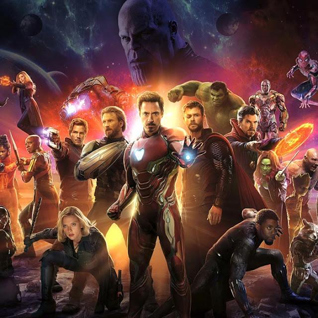 Avengers Infinity war Wallpaper Engine