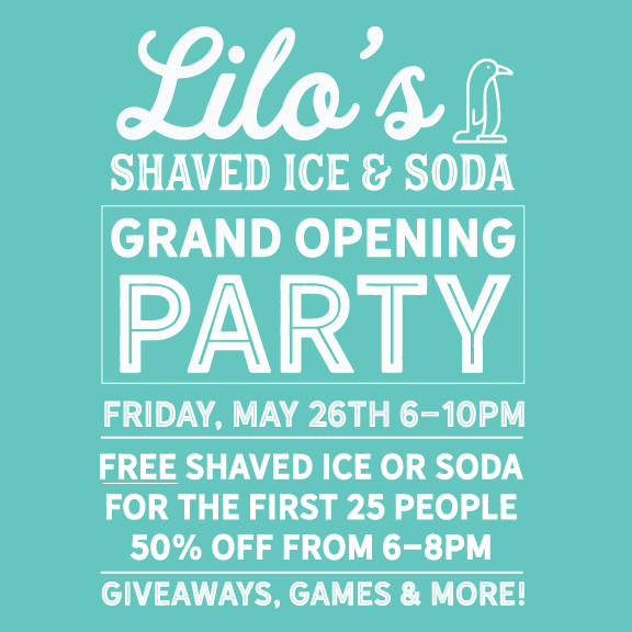 Lilo's Kansas City Grand Opening