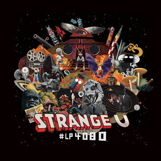 Strange U - #LP4080 (2017) -  Album Download, Itunes Cover, Official Cover, Album CD Cover Art, Tracklist