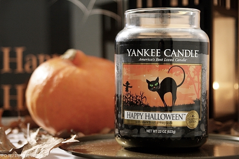yankee candle happy halloween
