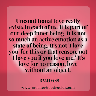 Everyone is capable of unconditional love