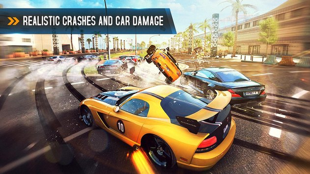 Download game Asphalt 8 MOD APK