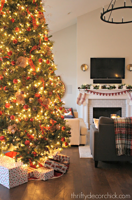 12 foot Christmas tree