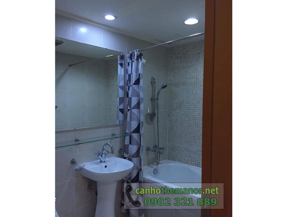 The Manor 1 Ho Chi Minh cho thuê căn hộ 2 phòng ngủ - hình 14