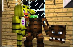 Animatronics in Minecraft Apk For Android