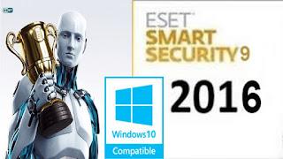 ESET Smart Security 9 Key Valid Till 2020