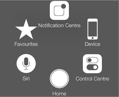Cara Menambahkan Tombol Home Touchscreen di iPhone, iPad, Ini caranya