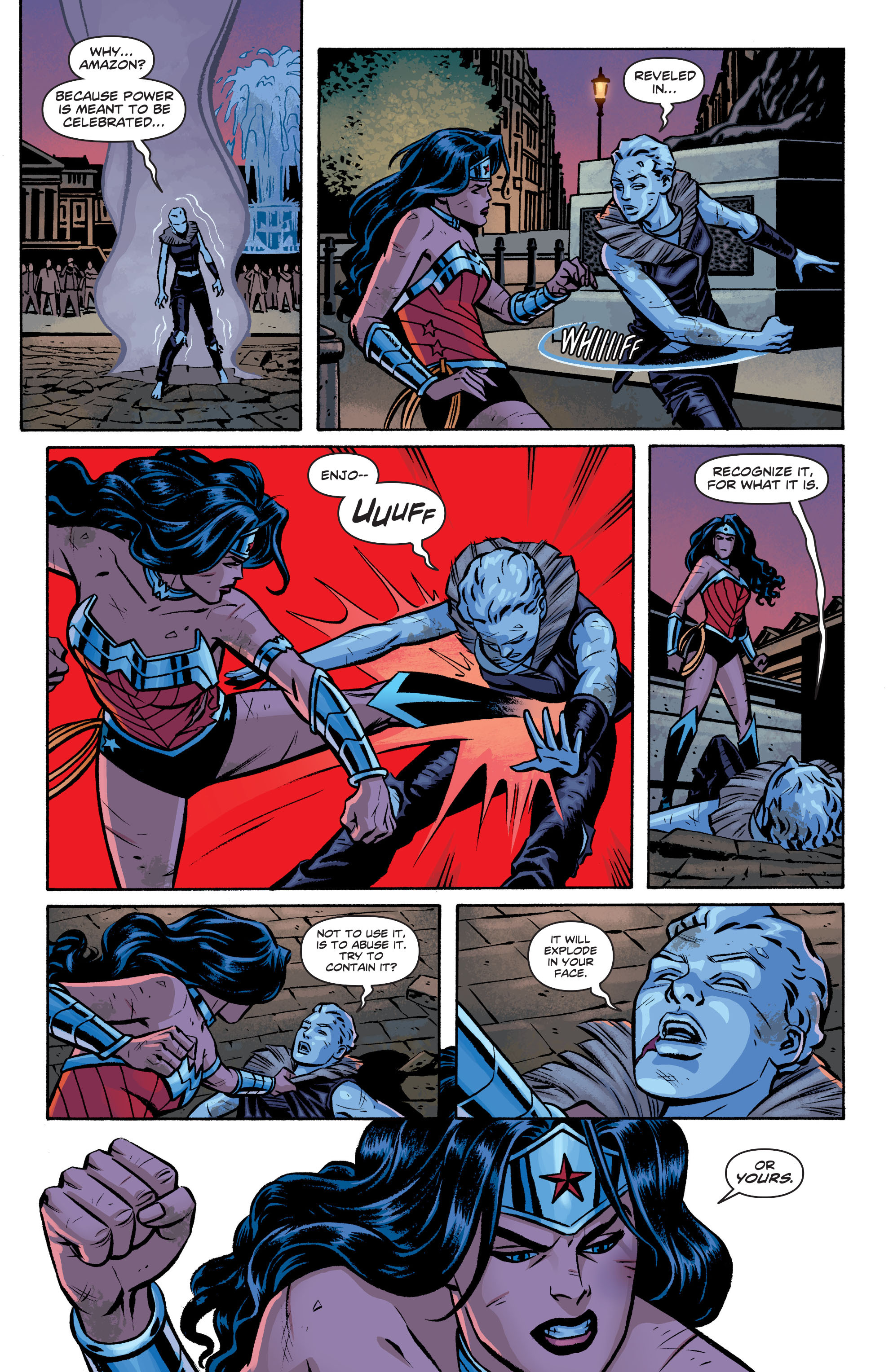 Read online Wonder Woman (2011) comic -  Issue #20 - 14