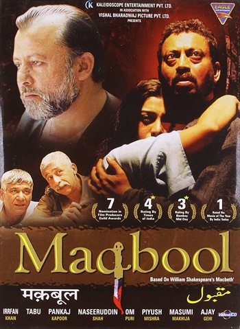 Maqbool 2003 Hindi 480p DVDRip 350mb
