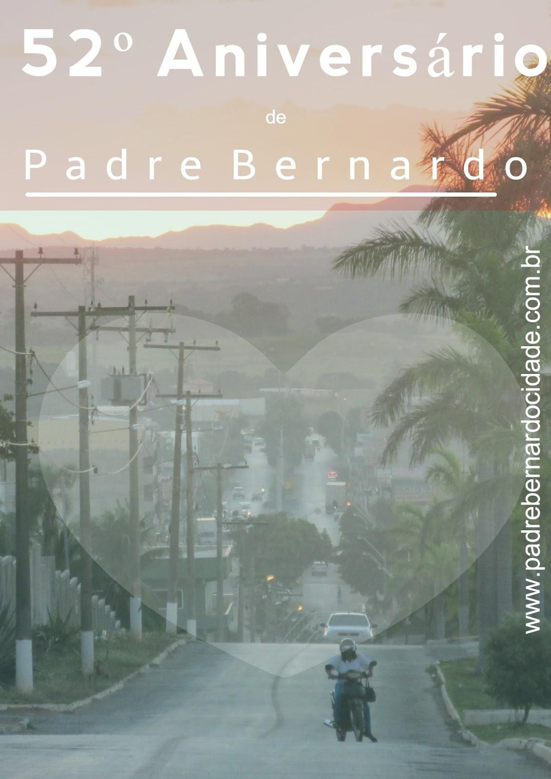 Aniversário de Padre Bernardo