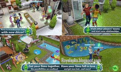 The-Sims-Free-play-Apk