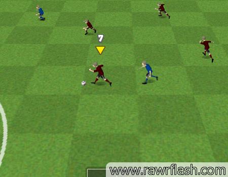 Jogos de futebol, esportes: Bola