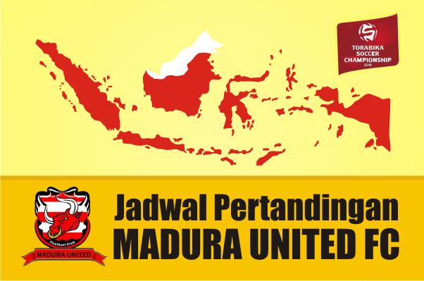 Jadwal Pertandingan Madura United di TSC 2016