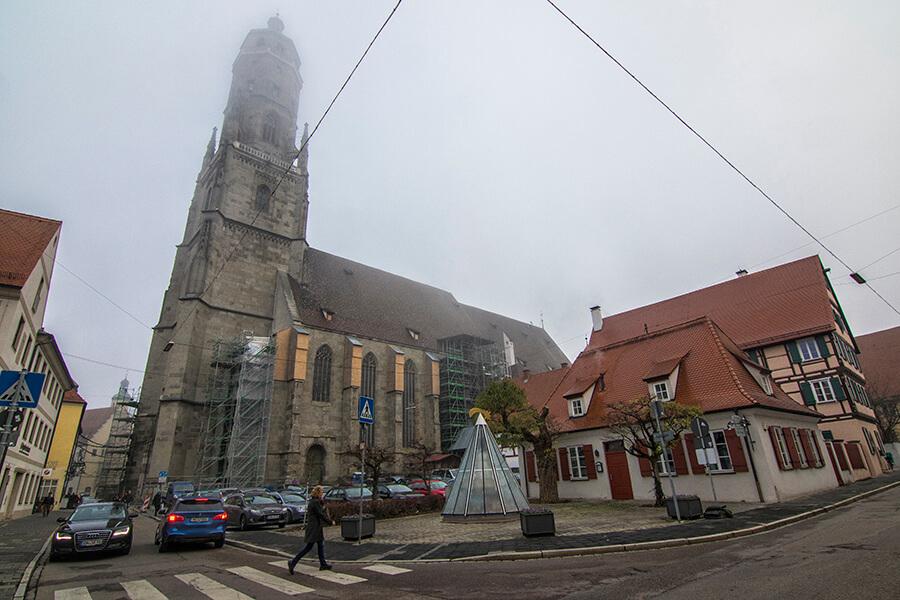 Iglesia de San Jorge, Nördlingen, Alemania