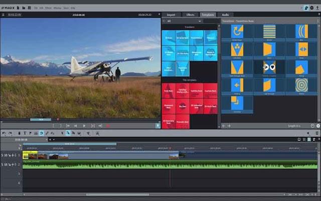 MAGIX Movie Edit Pro 2019 Premium 18.0.2.233 F.u.l.l - Phần mềm chỉnh sửa video chuyên nghiệp