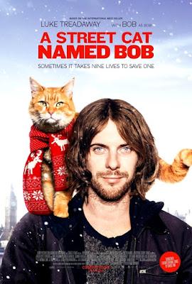 A Street Cat Named Bob บ๊อบ แมว เพื่อน คน
