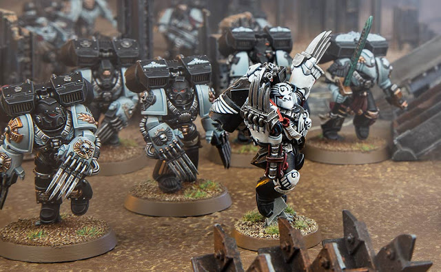 Warhammer 40000 Raven Guard
