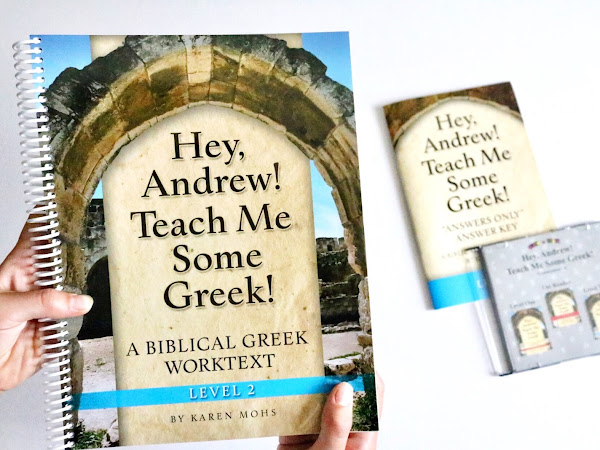Hey, Andrew! Teach Me Some Greek! | Review