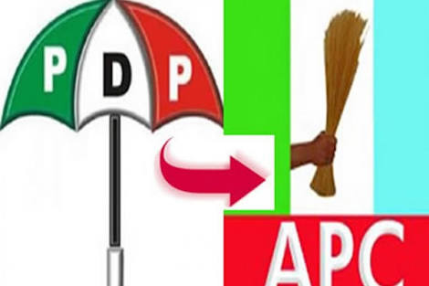 Breaking: Another PDP Member Decamp To APC