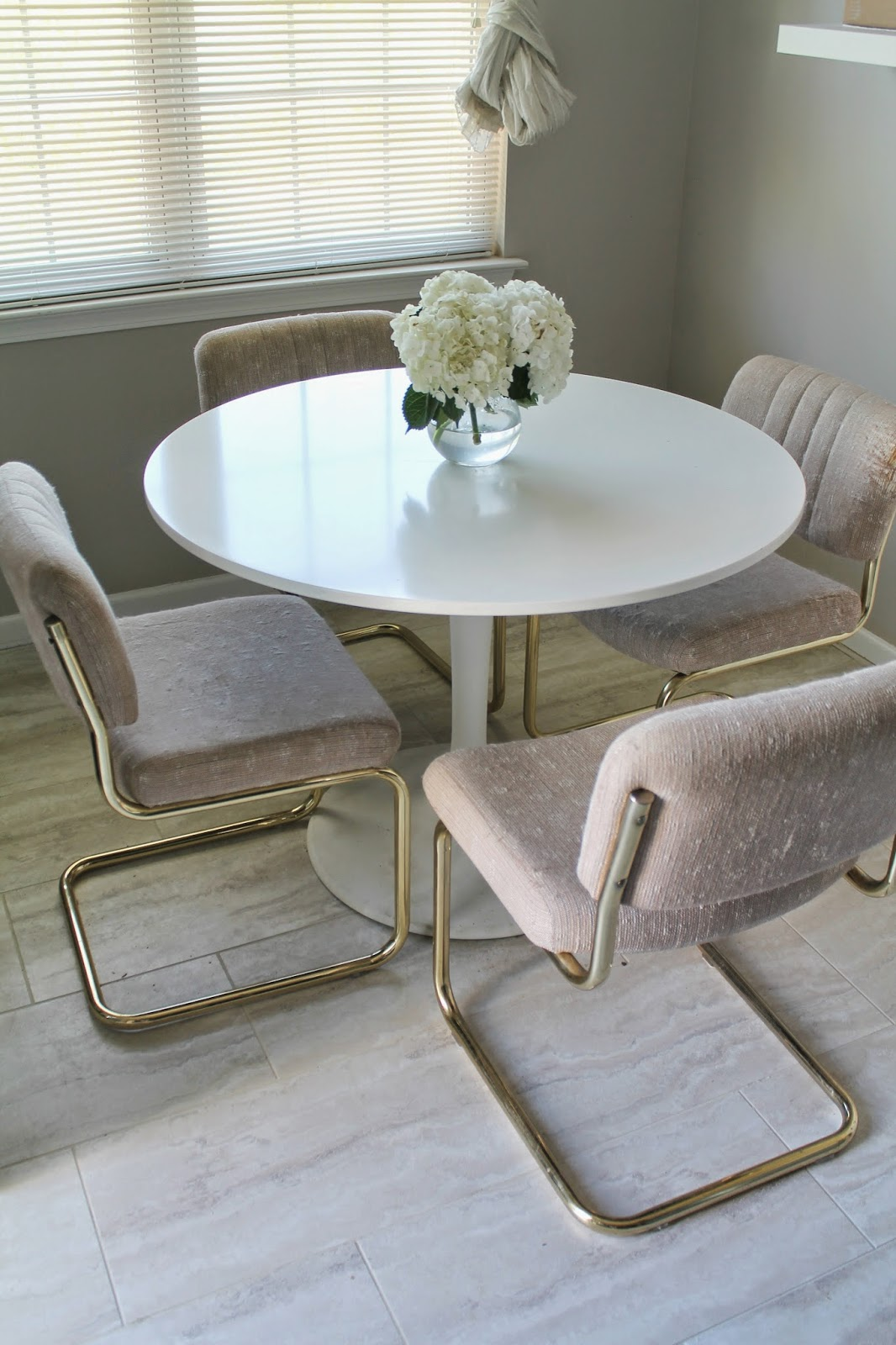 Shannon Claire Craigslist Score Kitchen Table And Chairs