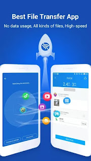 screenshot Shareit app