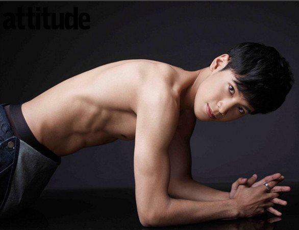 [Attitude Thailand] - behind the scene - cover Sotus The Series