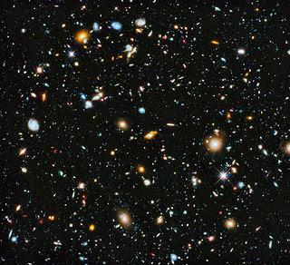 HUDF, Universo, Cosmos, Galáxias, Estrelas, Astronomia