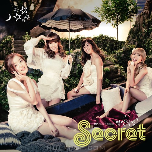 SECRET – Starlight MoonLight – Single