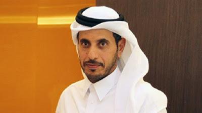 الشيخ عبد الله بن ناصر آل ثاني رئيس الوزراء القطري