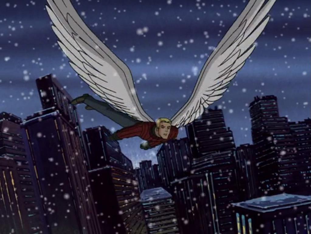 Holiday Film Reviews X-Men Evolution -2143