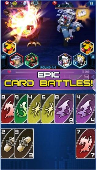 Digimon Heroes v1.0.13 Apk