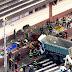 Caminhão invade Mercado Municipal de Cotia e duas pessoas morrem
