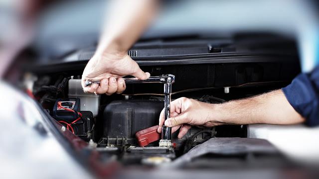 Perawatan Mobil