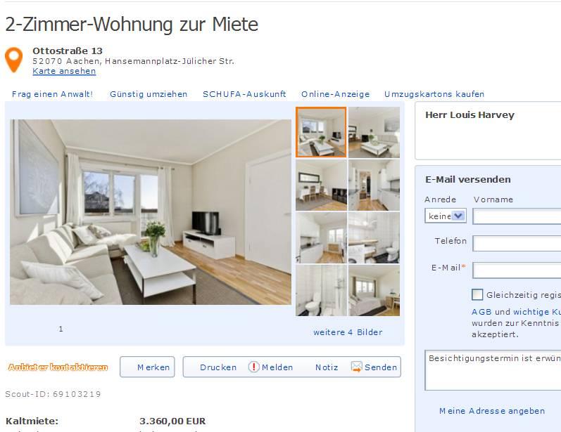 Wohnung In Reutlingen