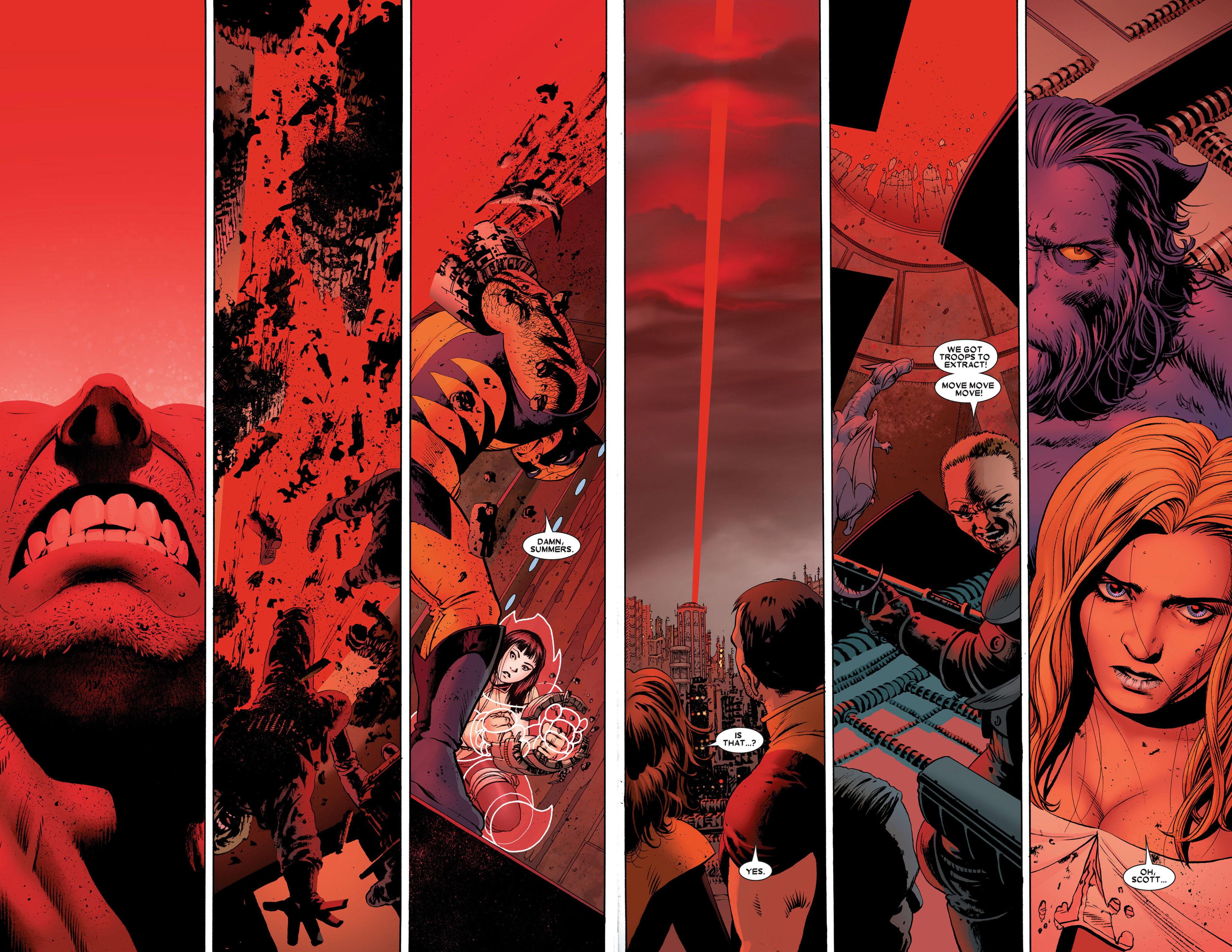 Read online Astonishing X-Men (2004) comic -  Issue #23 - 21