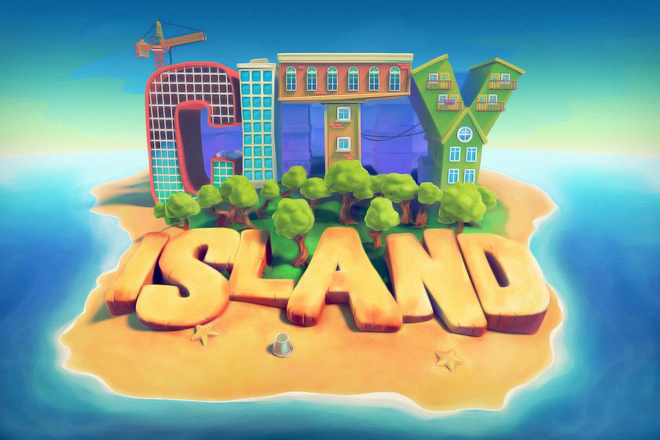 لعبة City Island ™ Builder Tycoon مهكرة للاندرويد نقود لا نهاية