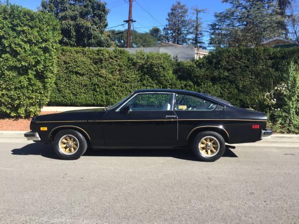 1976 Chevrolet Cosworth Vega For Sale
